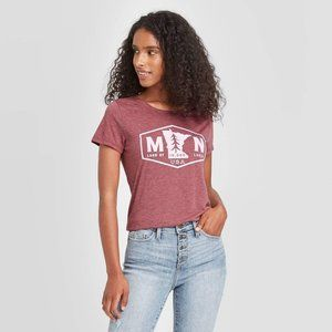 Women's Minnesota Graphic Tee Size S